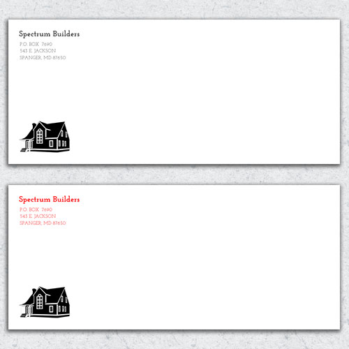 Free Envelope Template 10