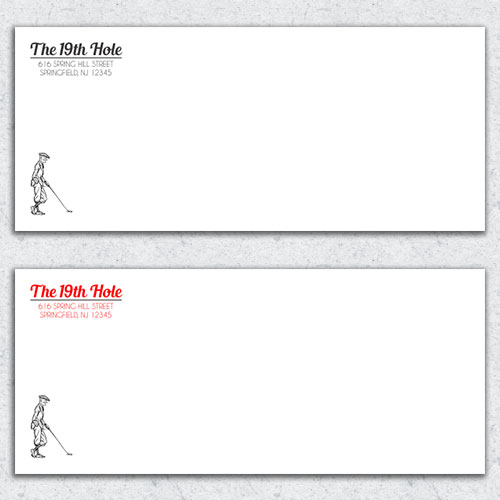 Free Envelope Template 13