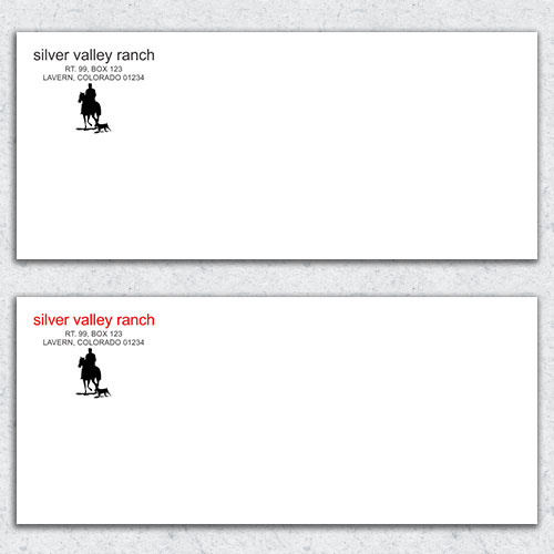 Free Envelope Template 17