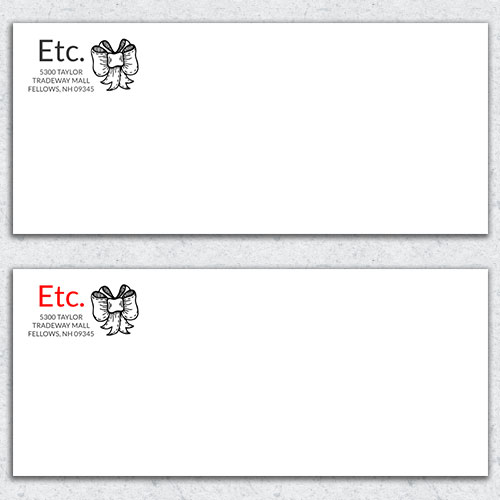 Free Envelope Template 2