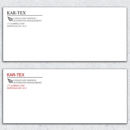 Free Envelope Template 8